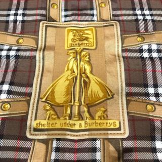BURBERRY - Burberry's バーバリーシルクスカーフ Burberrysスカーフ