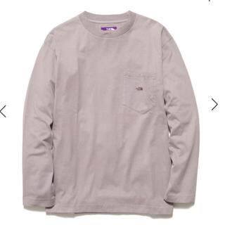 THE NORTH FACE - 完売 Natural Dyed L/S Pocket Tee アーモンドM