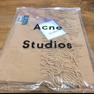 新品未使用 acne studios マフラー ストール