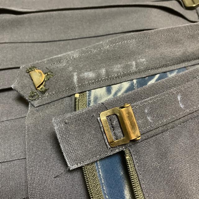 制服 夏 スカート ☆ 濃紺 レディースのスカート(ひざ丈スカート)の商品写真