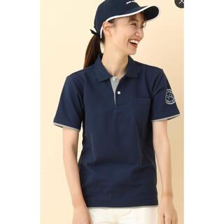 PEARLY GATES - ジュンアンドロペ カノコ ライン使い半袖ポロシャツ 新品未使用