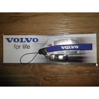 ボルボ(Volvo)のVOLVO ボルボ 携帯ストラップ(新品・未使用)(その他)