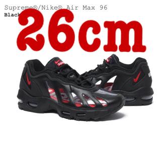 シュプリーム(Supreme)のSupreme Nike  AirMax 96 エアマックス 26cm(スニーカー)