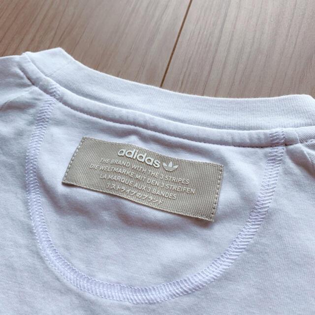 adidas(アディダス)のアディダス(adidas )キッズ Tシャツ 110cm キッズ/ベビー/マタニティのキッズ服男の子用(90cm~)(Tシャツ/カットソー)の商品写真