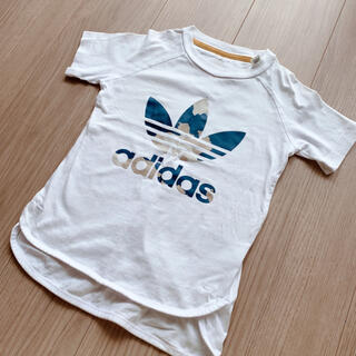 adidas - アディダス(adidas )キッズ Tシャツ 110cm