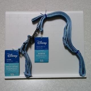 ディズニー(Disney)のDisney ワンタッチリード&安全首輪 超小型犬用 ペットパラダイス(リード/首輪)