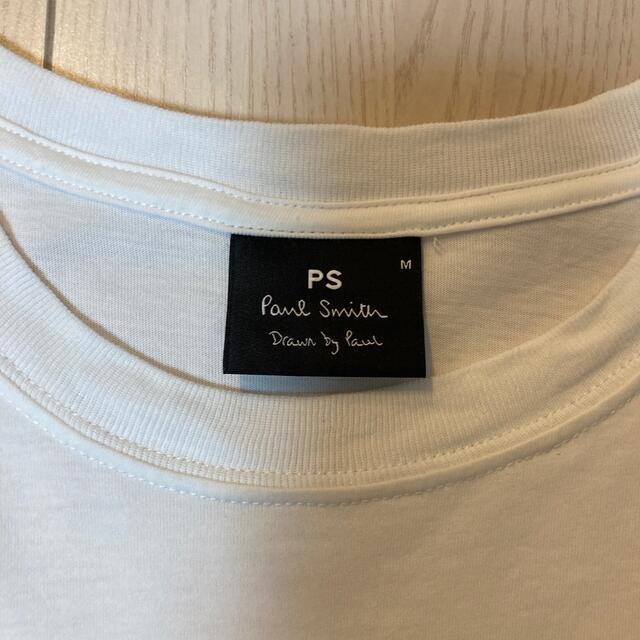 Paul Smith(ポールスミス)のポールスミス Tシャツ M メンズのトップス(Tシャツ/カットソー(半袖/袖なし))の商品写真