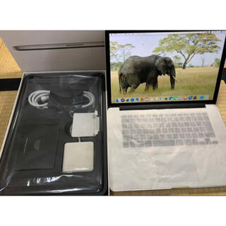 Mac (Apple) - 15インチ Retina 2015  i7 office win10
