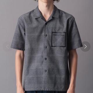 BLACK LABEL CRESTBRIDGE - 新品同様  ブラックレーベルクレストブリッジ  半袖シャツ  バーバリー