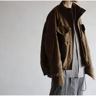 COMOLI - soumo/ソウモ フィールドジャケット
