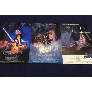 ディズニー(Disney)のSTARWARS ポスター セット (ポスター)