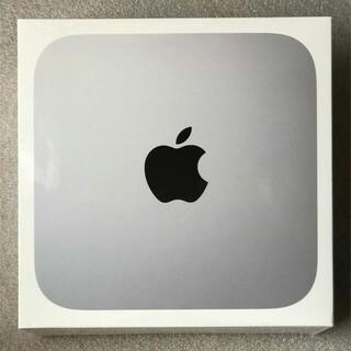 Mac (Apple) - 【新品・未開封】 Apple Mac mini 2020 M1チップ 512GB