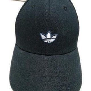 adidas - adidas キャップ ブラック アディダス 帽子 黒 CAP FT8924