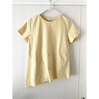 アンレクレ(en recre)の◎ en recre Tシャツ イエロー ◎(Tシャツ/カットソー(半袖/袖なし))