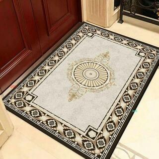 玄関マット アベル 50×80 cm 洗える 滑り止め6(キッチンマット)