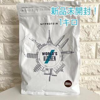 マイプロテイン(MYPROTEIN)のマイプロテイン インパクトホエイプロテイン チョコレートトリュフ 1kg(プロテイン)