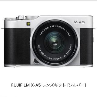 富士フイルム -   FUJIFILM X-A5 レンズセット