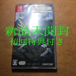 CAPCOM - 【新品】モンスターハンターライズ Switch