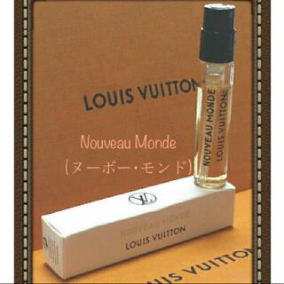 ルイヴィトン(LOUIS VUITTON)のヌーボー・モンド 香水 2ml LOUIS VUITTON(ルイ・ヴィトン)(香水(男性用))