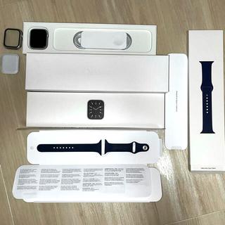 Apple Watch - 【美品AppleCare+付き】AppleWatch6th 44mm