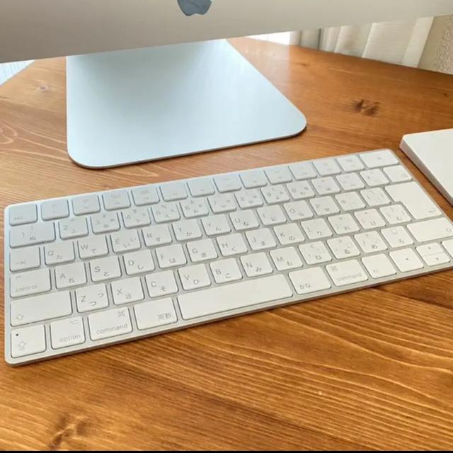 Apple(アップル)の札幌で引き取りなら1万円引き❗️iMac 2019 4K 21.5インチ美品 スマホ/家電/カメラのPC/タブレット(デスクトップ型PC)の商品写真