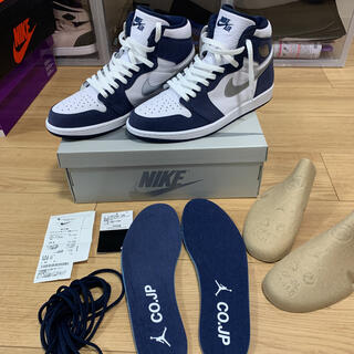NIKE - NIKE AIR JORDAN 1 HIGH OG CO.JP 2020おまけ