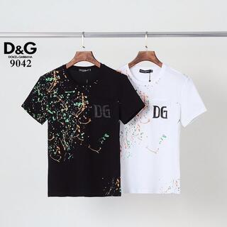 DOLCE&GABBANA - DOLCE&GABBANA Tシャツ 半袖 50