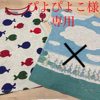 グラニフ(Design Tshirts Store graniph)のぴよぴよこ様専用(ワンピース)