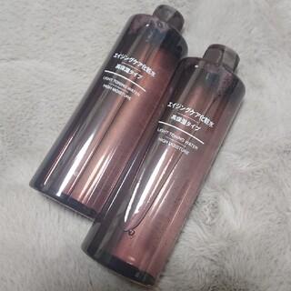 MUJI (無印良品) - 《新品未開封》無印良品エイジングケア化粧水 高保湿タイプ/400ml/2本セット