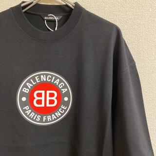 Balenciaga - 【期間限定セール】BALENCIAGA BBロゴTシャツ S