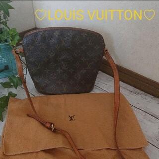 LOUIS VUITTON - LOUIS VUITTON♡モノグラムショルダーバッグ【難あり】