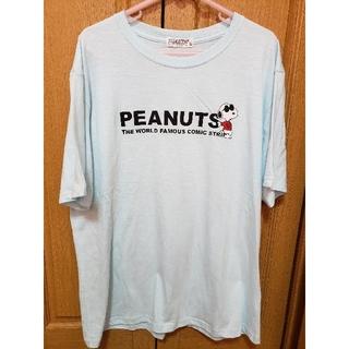 ピーナッツ(PEANUTS)のPEANUTS スヌーピー ☆ Joe Cool Tシャツ LL size(Tシャツ/カットソー(半袖/袖なし))