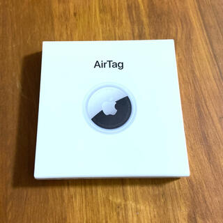 Apple - airtag 1個入り