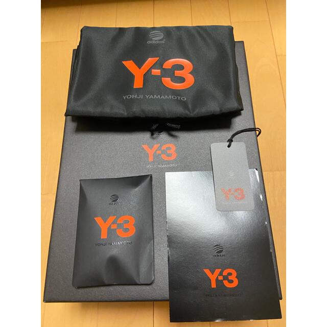 Y-3(ワイスリー)の【再値下げ】Y-3  QASA HIGH【箱付き付属品完備】 メンズの靴/シューズ(スニーカー)の商品写真