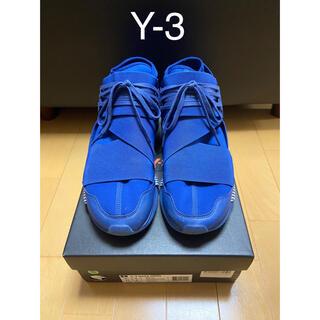 Y-3 - 【再値下げ】Y-3  QASA HIGH【箱付き付属品完備】