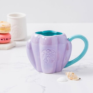 Starbucks Coffee - 韓国スタバ★ サマー シェルマグ 355ml