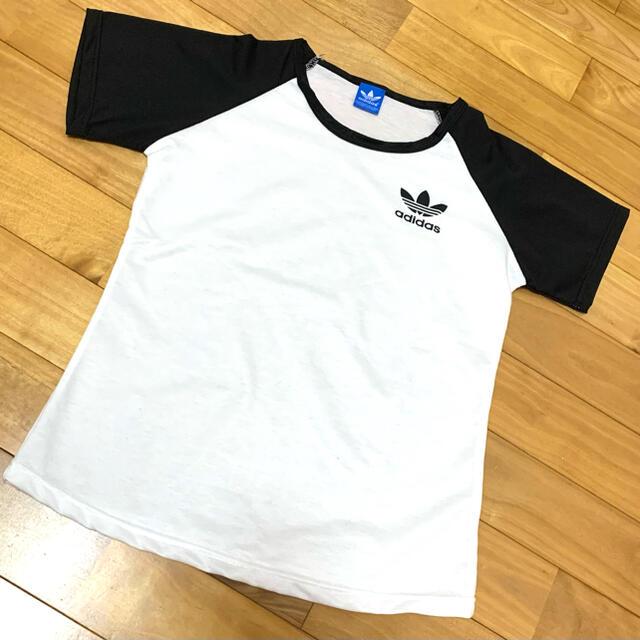 adidas(アディダス)のTシャツ Mサイズ 最終値下げ レディースのトップス(Tシャツ(半袖/袖なし))の商品写真