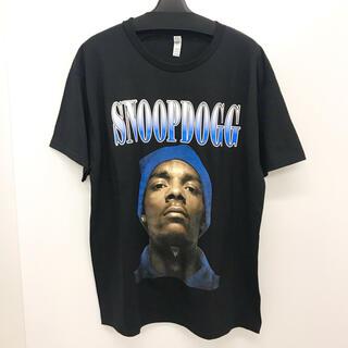 スヌープドッグ Lサイズ ラップTシャツ Rap Tee Snoop dogg(Tシャツ/カットソー(半袖/袖なし))