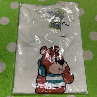 ジーユー(GU)のGU×STUDIO SEVEN ビッグTシャツ メンズMサイズ(ミュージシャン)