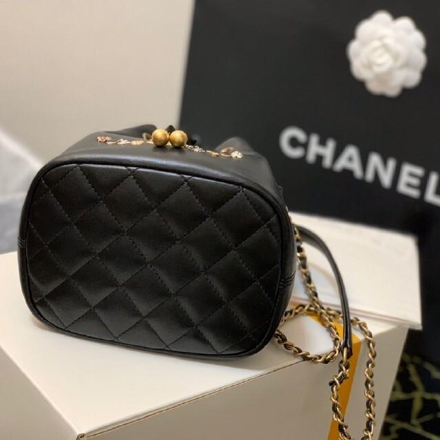 CHANEL(シャネル)のCHANEL⭐︎巾着チェーンショルダー レディースのバッグ(ショルダーバッグ)の商品写真