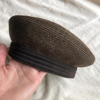 トーガ(TOGA)のsolov ベレー帽(ハンチング/ベレー帽)