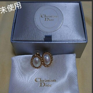Christian Dior - 未使用☆Diorのピアス
