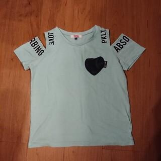 ピンクラテ(PINK-latte)のピンクラテ Tシャツ Sサイズ(Tシャツ(半袖/袖なし))