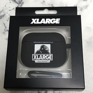 XLARGE - XLARGE  AirPods ケース カバー シリコン エクストララージ