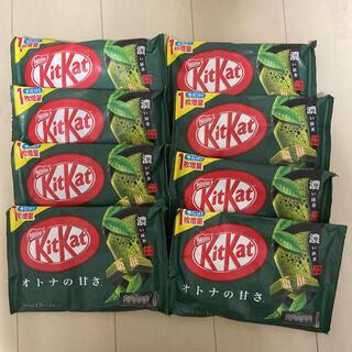 Nestle - キットカット ミニ オトナの甘さ 濃い抹茶(14枚入)8袋 セット