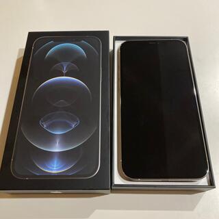 iPhone - iPhone12 Pro MAX本体 シンガポール購入(512GB)
