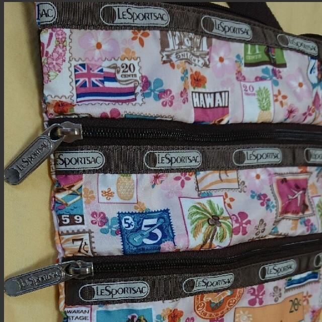 LeSportsac(レスポートサック)の新品未使用☆LeSportsacのショルダーバッグ レディースのバッグ(ショルダーバッグ)の商品写真