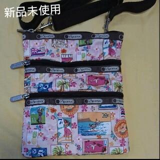 LeSportsac - 新品未使用☆LeSportsacのショルダーバッグ