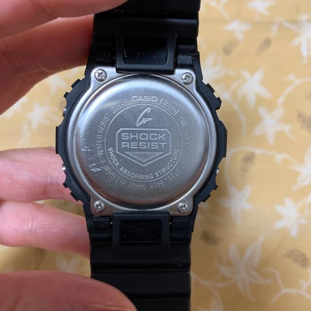 G-SHOCK(ジーショック)の★ GOODONE様専用★ G-SHOCK DW-5600BB 3229 メンズの時計(腕時計(デジタル))の商品写真