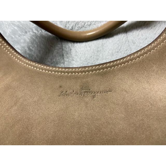 Salvatore Ferragamo(サルヴァトーレフェラガモ)の【再値下げ】Salvatore Ferragamo  レザーバッグ【早い者勝ち】 レディースのバッグ(ショルダーバッグ)の商品写真